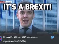 Brexit Twitterschau