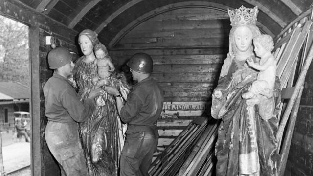 US-Einheit aus Kunstexperten stöbert von den Nazis geraubte Kunstwerke auf