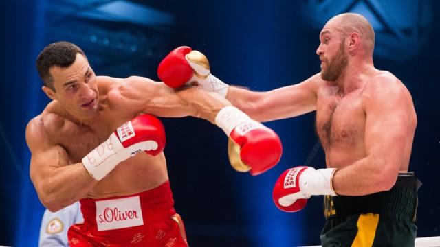 Wladimir Klitschko - Tyson Fury