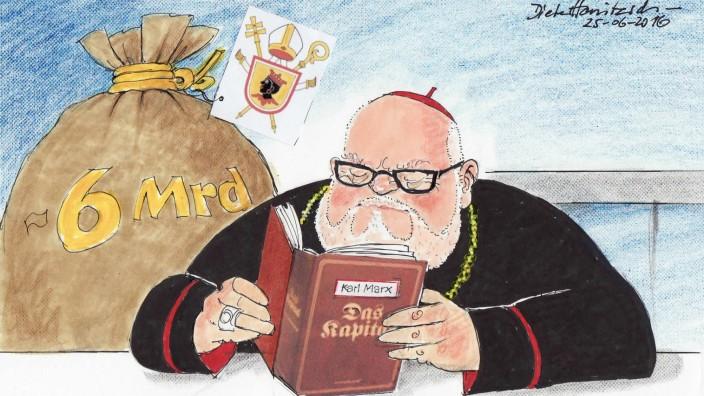 Dieter Hanitzsch, Forum-Karikatur MRB 25.06.2016