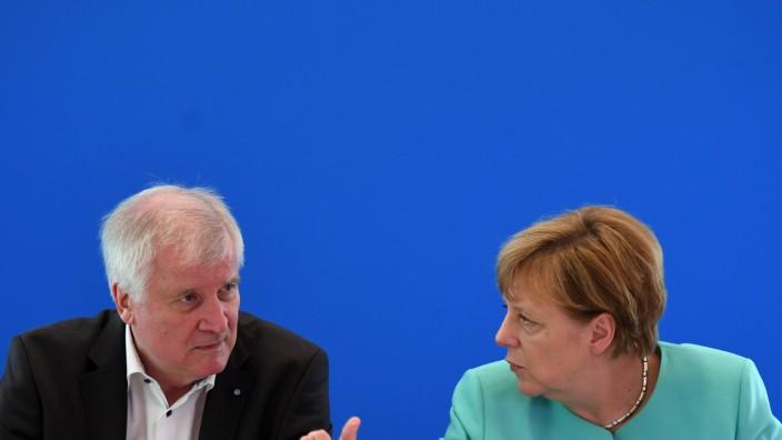 Klausurtagung der Spitzen von CDU und CSU