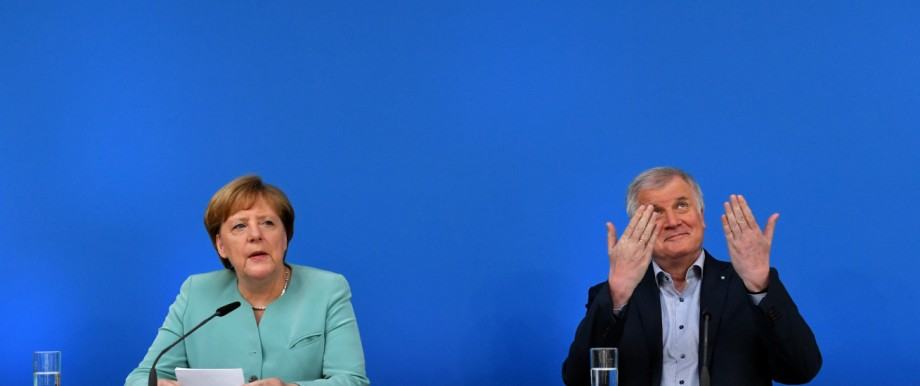 Abschluss Klausurtagung der Spitzen von CDU und CSU