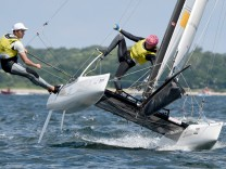 Kieler Woche: Segeln - Olympische Klassen
