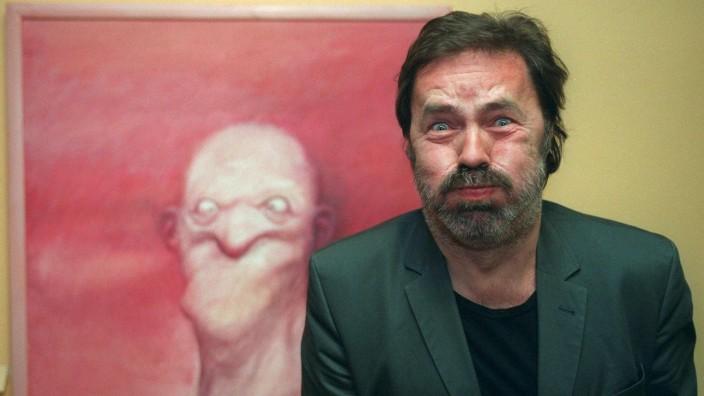 Caricaturist Manfred Deix died