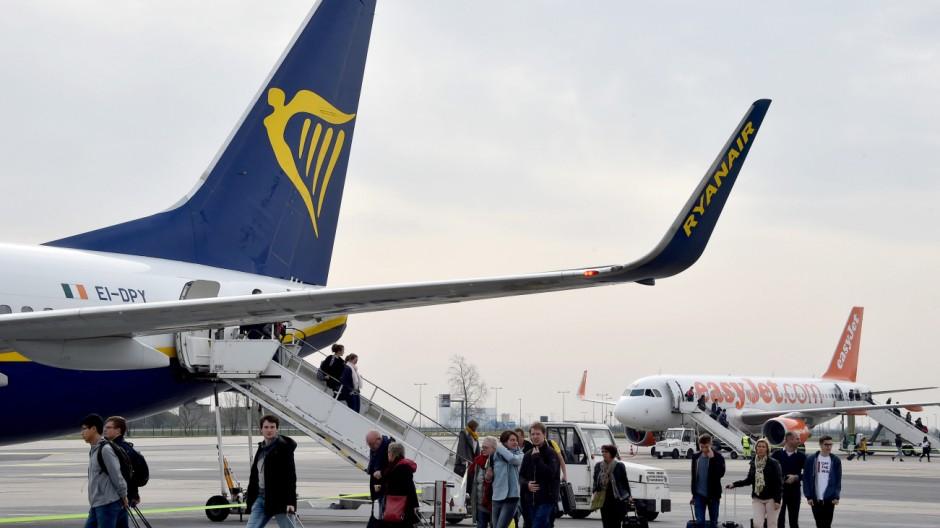 EasyJet und Ryanair