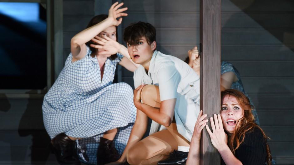 studie: intendanten sind männlich, souffleusen weiblich - kultur, Hause ideen