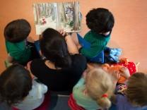 Sachsen hinkt beim Personalschlüssel in Kinderkrippen hinterher