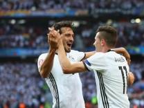 Germany v Slovakia - Round of 16: UEFA Euro 2016