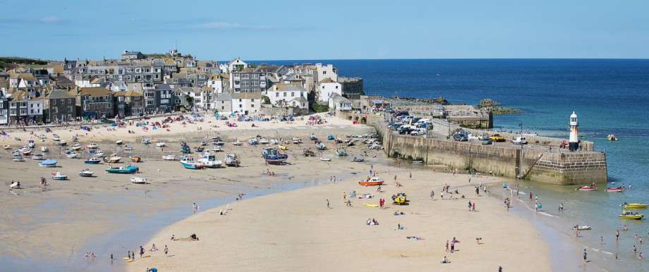 St Ives In Cornwall Named Most Expensive Seaside Resort In The UK