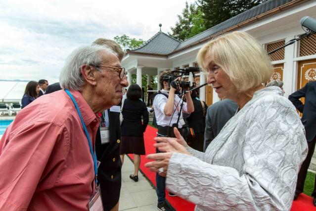 64th Lindau Nobel Laureate Meeting, Medicine/Physiology.  64.Nobelpreisträgertreffen in Lindau - Medizin