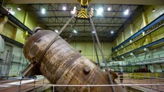 Rückbau DDR-Atomkraftwerk Lubmin