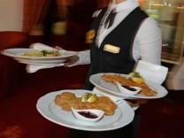 Mindestlohn in der Gastronomie