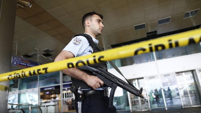 At least 36 in Istanbul's Ataturk international airport attack