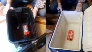 Egyptair black box data suggests smoke on board