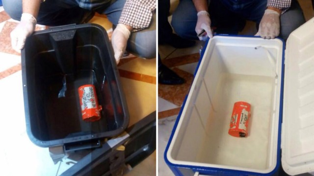 Egyptair black box data suggests smoke on board