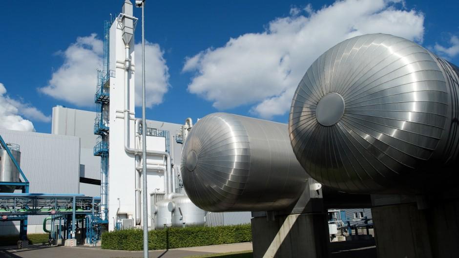 Pilotvorhaben zur CO2-Abtrennung
