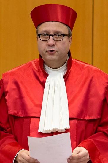 BUNDESVERFASSUNGSGERICHT BVG 2 SENAT 16 12 2014 KARLSRUHE Urteilsverkündung in Sachen à ußeru