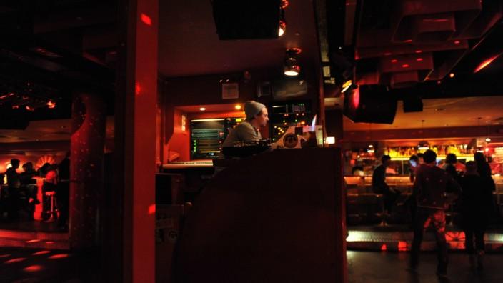 Atomic Cafe in München, 2013