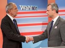 Bundespräsidentenwahl in Österreich