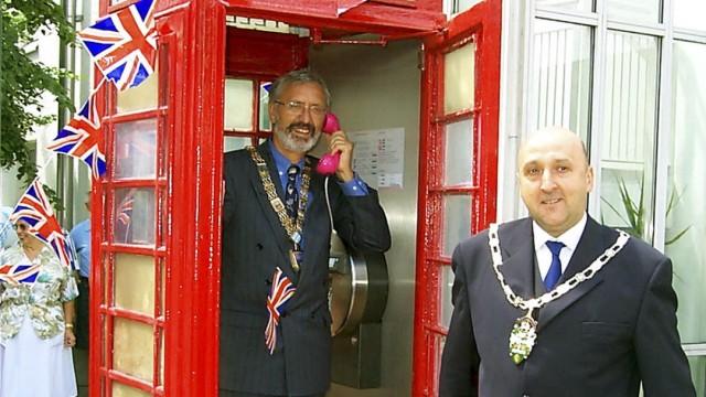 Unterhaching Städtepartnerschaft mit Großbritannien