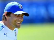 EURO 2016 - Italy training