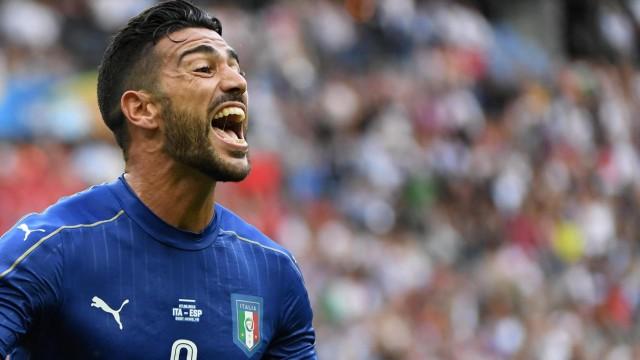 EURO 2016 - Italy - Graziano Pelle