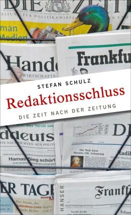 Stefan Schulz Redaktionsschluss