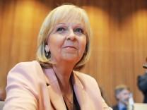 Untersuchungsausschuss zur Silvesternacht - Hannelore Kraft