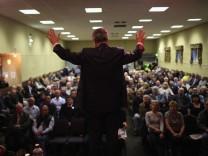 FILE PHOTO: Nigel Farage Stands Down as Leader of UKIP