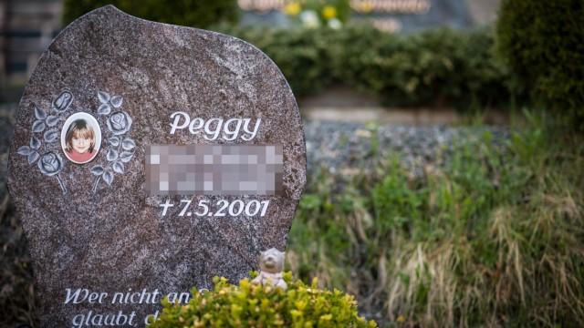 Fall Peggy - Gedenkstein