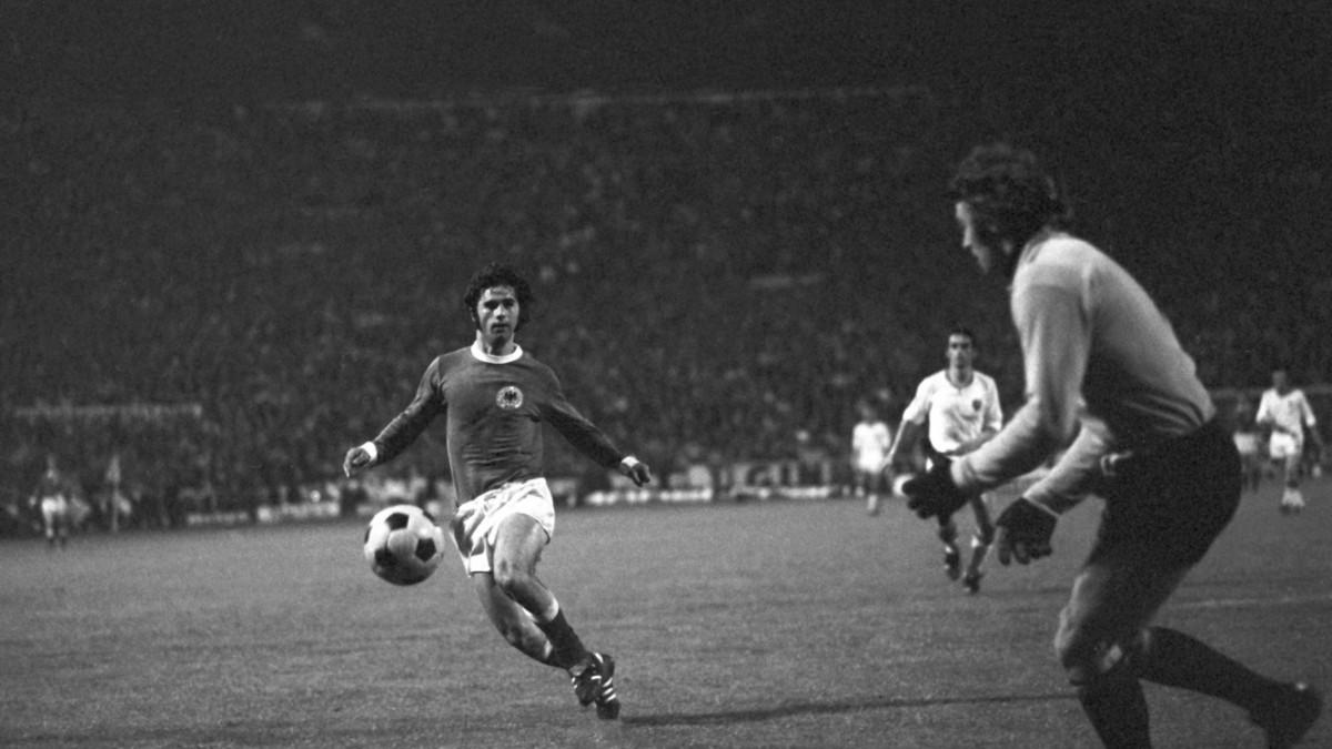 Fussball Em 1972 In Belgien Sport Suddeutsche De