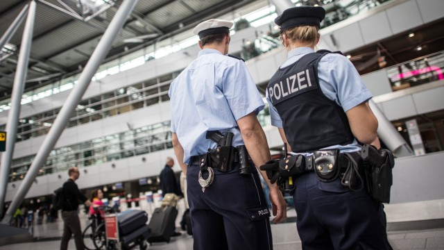 Pk zur Bekämpfung der Diebstahlkriminalität am Flughafen