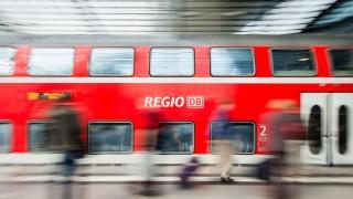Deutsche Bahn - Regionalverkehr Sozialticket NRW