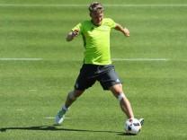 EURO 2016 - Germany team training