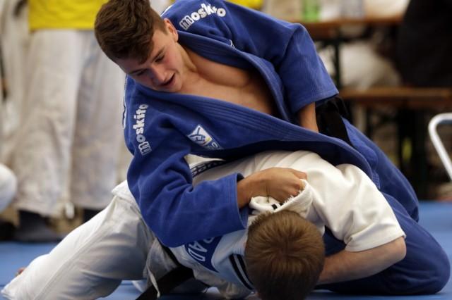 München: Judo BUNDESLIGA / TSV Grosshadern v JC Rüsselsheim