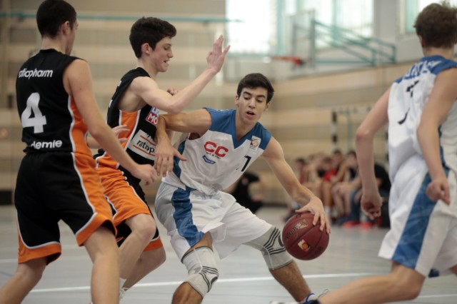 München: Jugend-Basketball / JBBL / IBA München v Ratiopharm Akademie Ulm