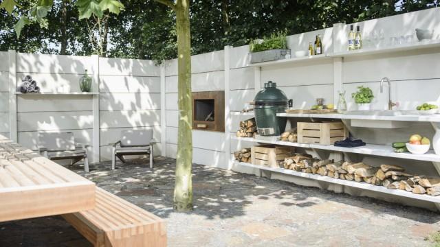 Outdoorküche Buch Buchung : Draußenküche statt grill stil süddeutsche.de