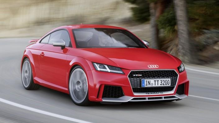 Der neue Audi TT RS.