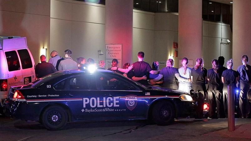 Fünf Polizisten bei Protesten in Dallas getötet