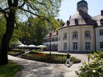 Bad Tölz Kurpark Kurhaus