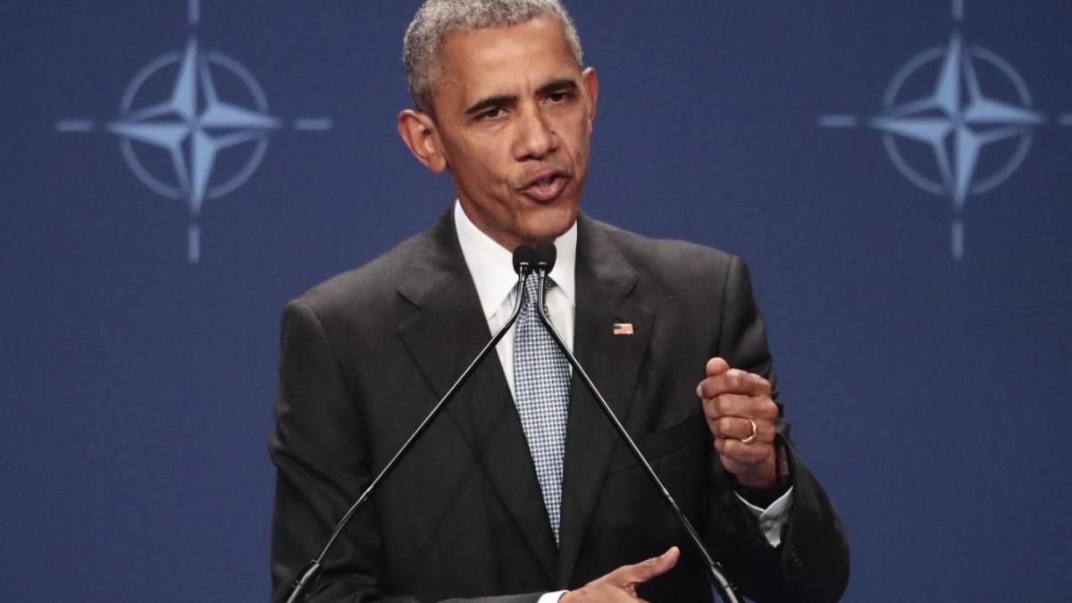 """Obama: """"Die USA sind nicht gespalten"""""""