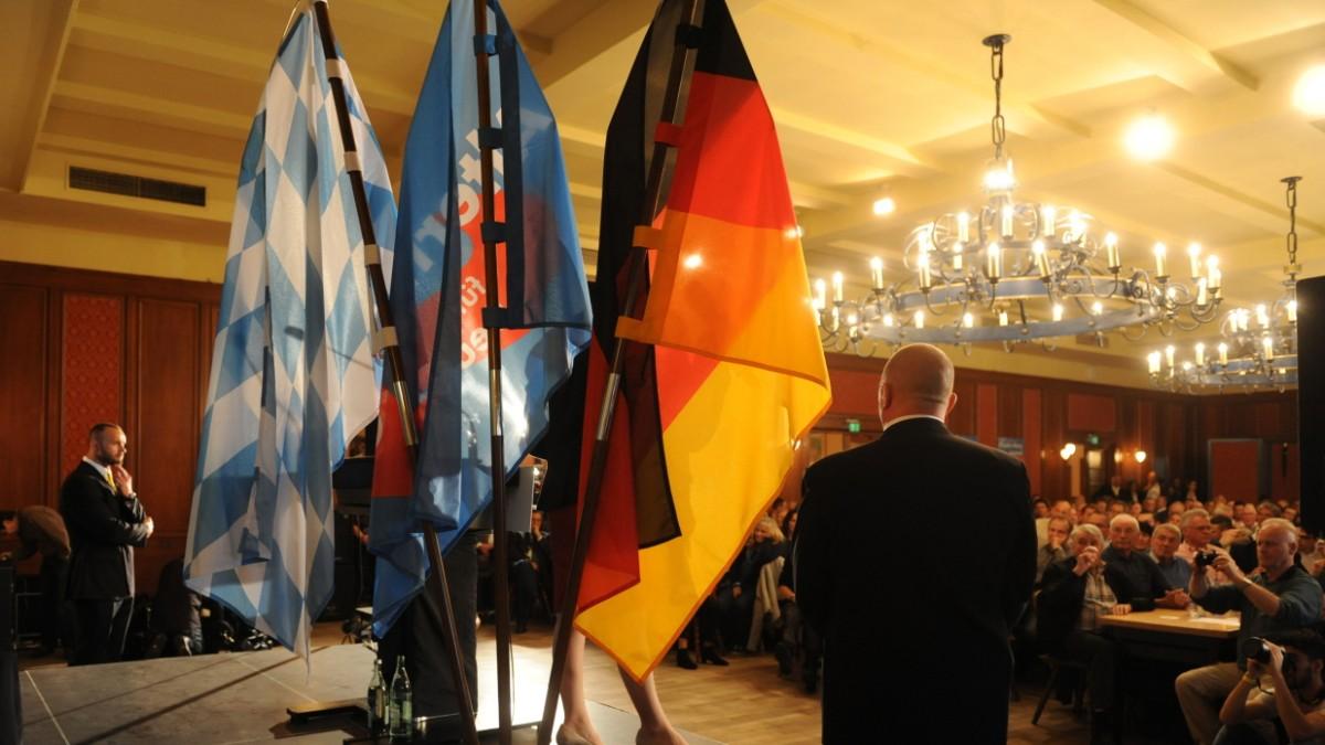 Verfassungsschutz beobachtet AfD-Mitglieder