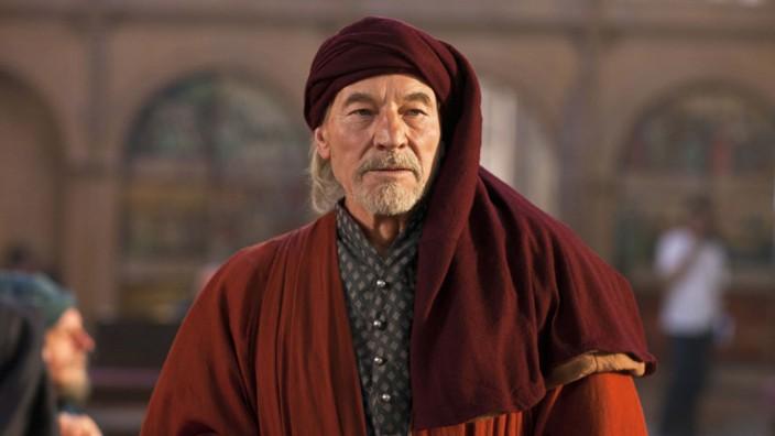 Patrick Stewart als John of Gaunt