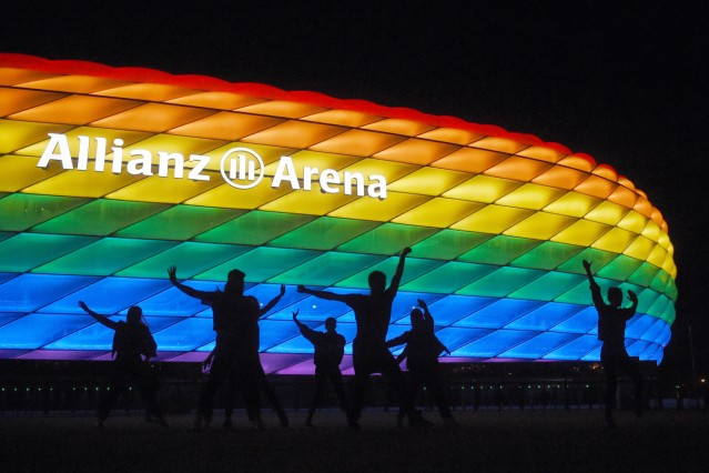Christopher Street Day - Allianz Arena