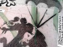 Ratte Banksy Melbourne