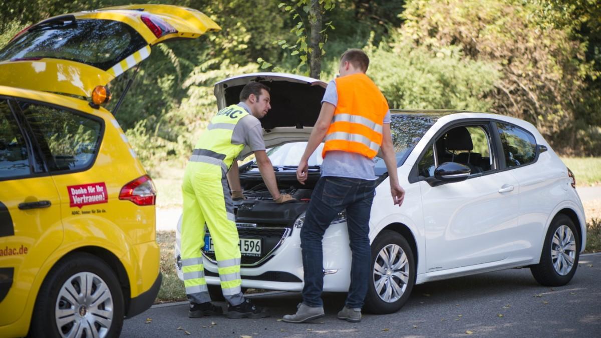 Pannenhilfe Es Muss Nicht Unbedingt Der Adac Sein Auto Mobil