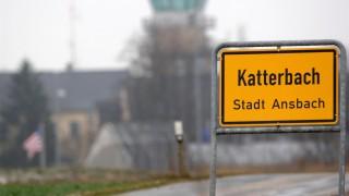 US Stützpunkt Ansbach Katterbach, 2007