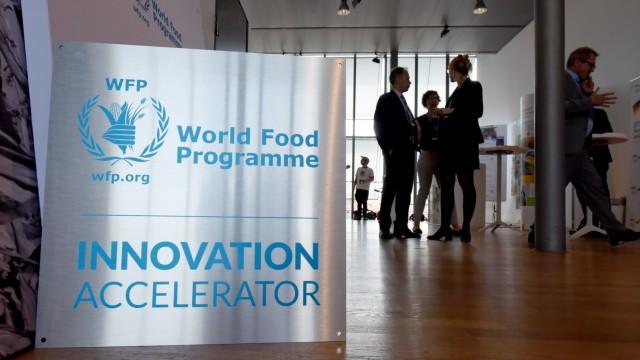 Süddeutsche Zeitung München Welternährungsprogramm eröffnet Büro