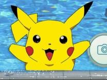 Pokemon App Collage
