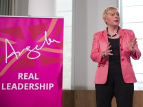 Angela Eagle Challenges Jeremy Corbyn For The Labour Leadership